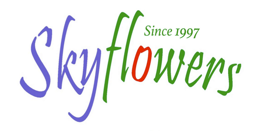 Skyflowers Logo